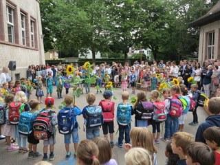 Schulbeginn 2017